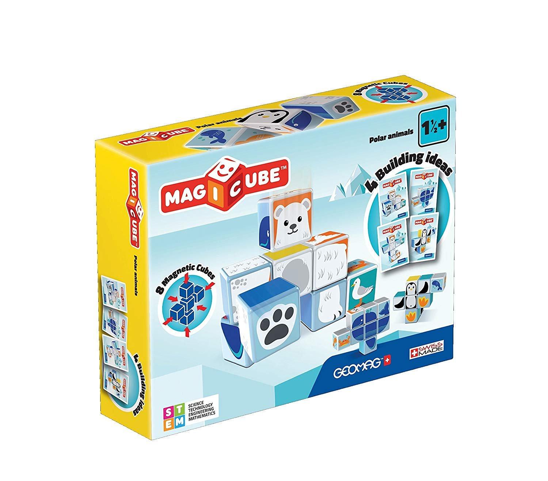 MagiCube Polar Animals