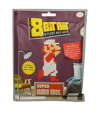 8Bit Art Sticky Note Art Kit