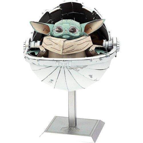 Metal Earth Star Wars The Mandelorian Baby Yoda