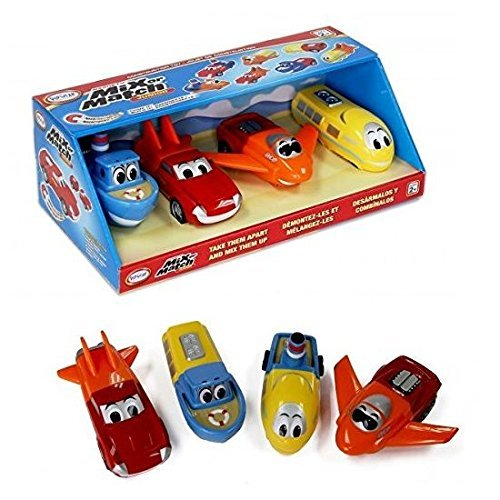 Popular Playthings Mix or Match Juniors Vehicles