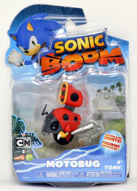 Sonic Boom Motobug
