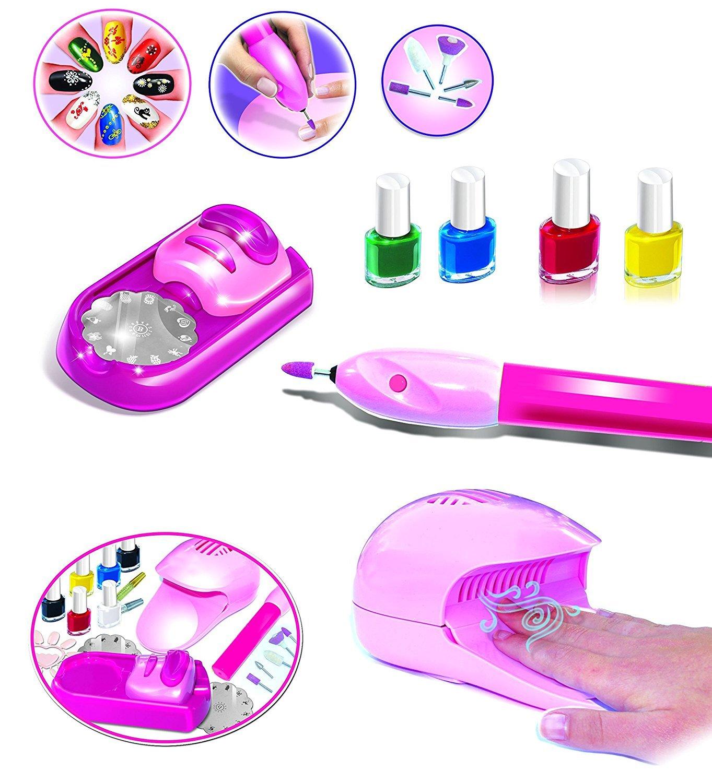 Small World Luxury Mani-Pedi Nail Spa - 090543261129
