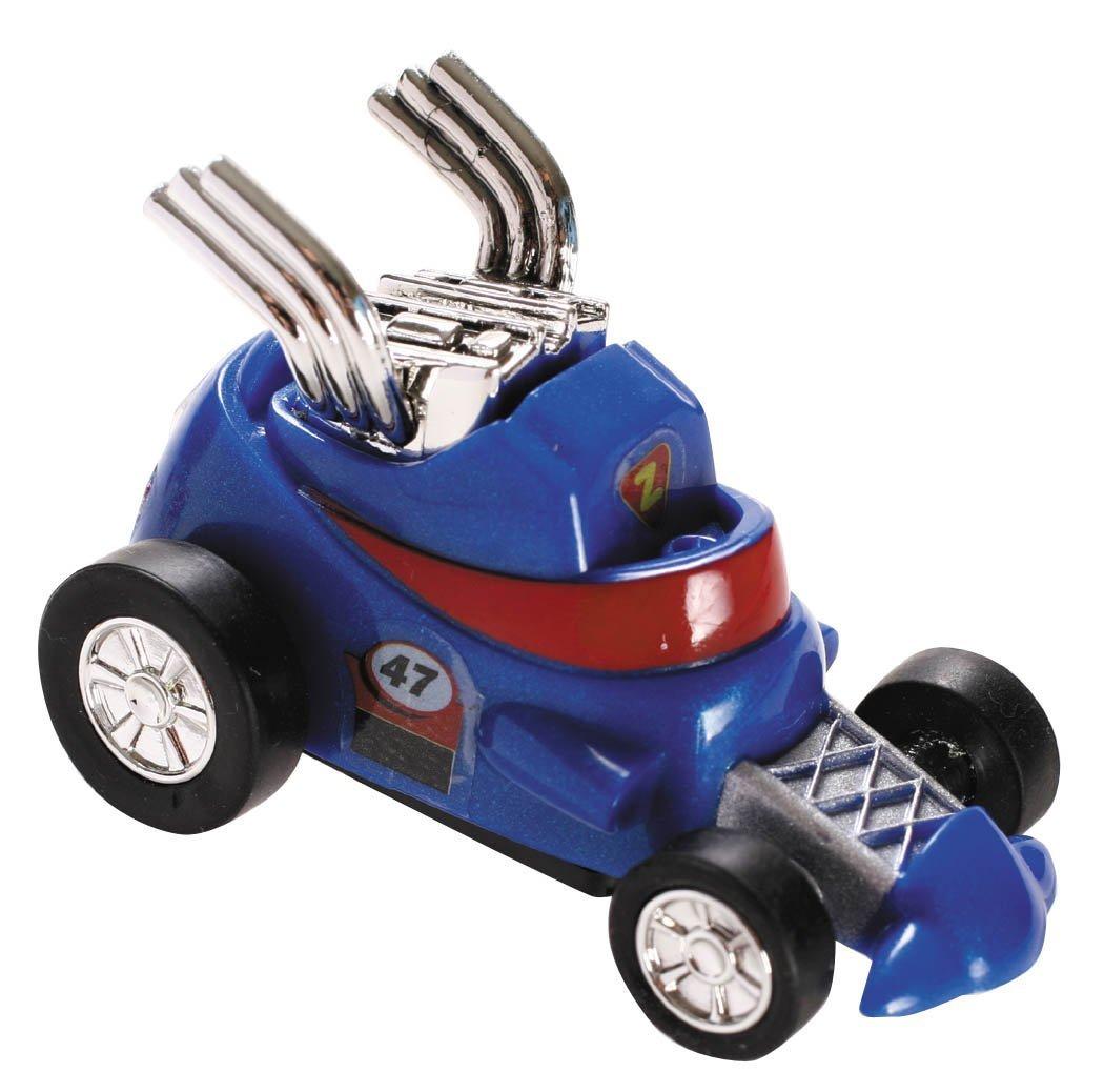 Pull Back Z Car Nitro Dragster