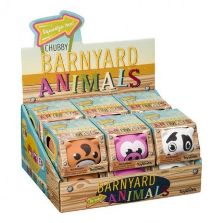 Chubby Barnyard Animals