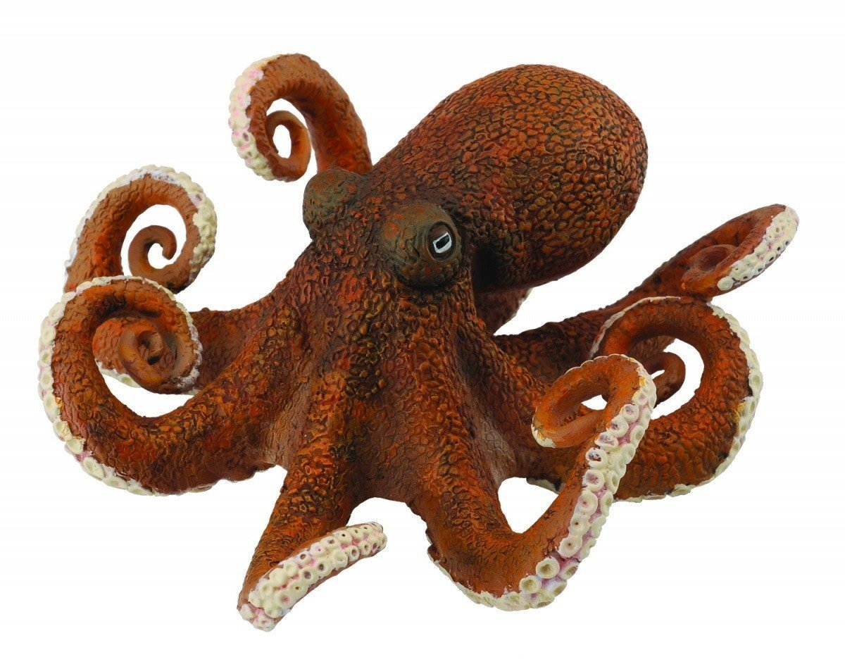 Collecta Octopus Toy Figurine