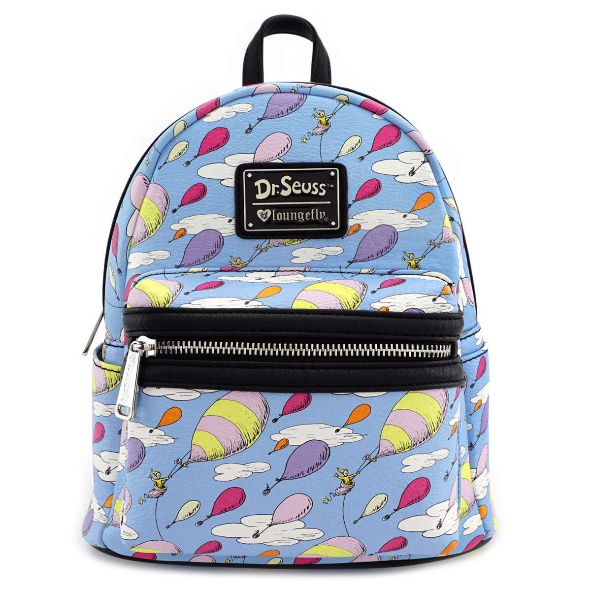Loungefly Dr. Seuss Mini Backpack