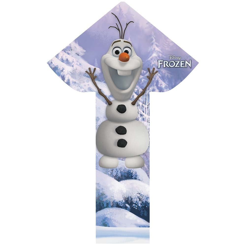 Wind n Sun Breezy Flier Frozen Kite Olaf 57 Kite