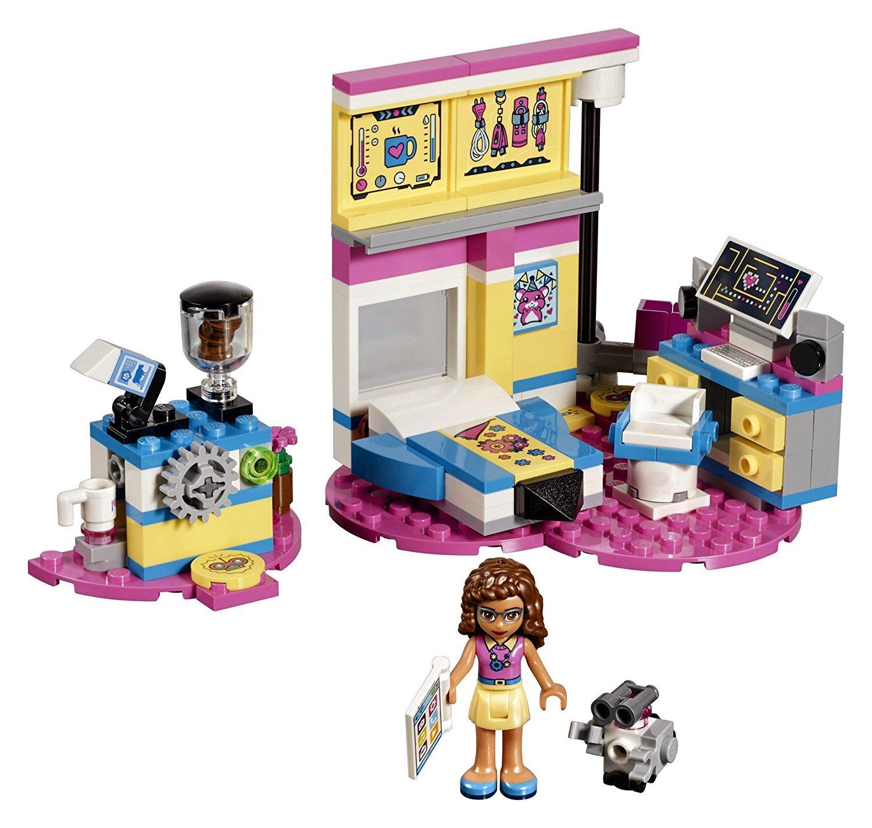 LEGO Friends Olivia's Deluxe Bedroom 41329 Building Kit (163 Piece)