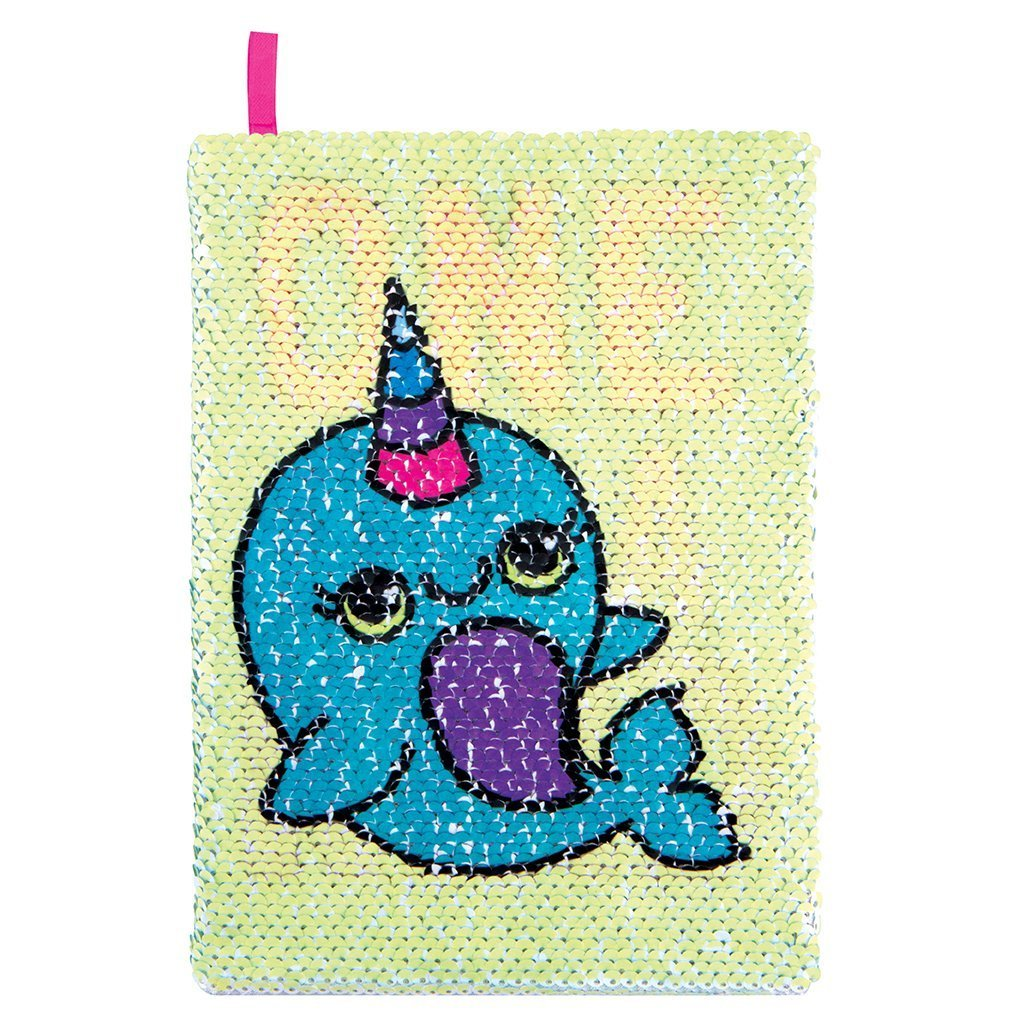 Style.Lab Magic Sequin Narwhal/One of a Kind Reveal Journal