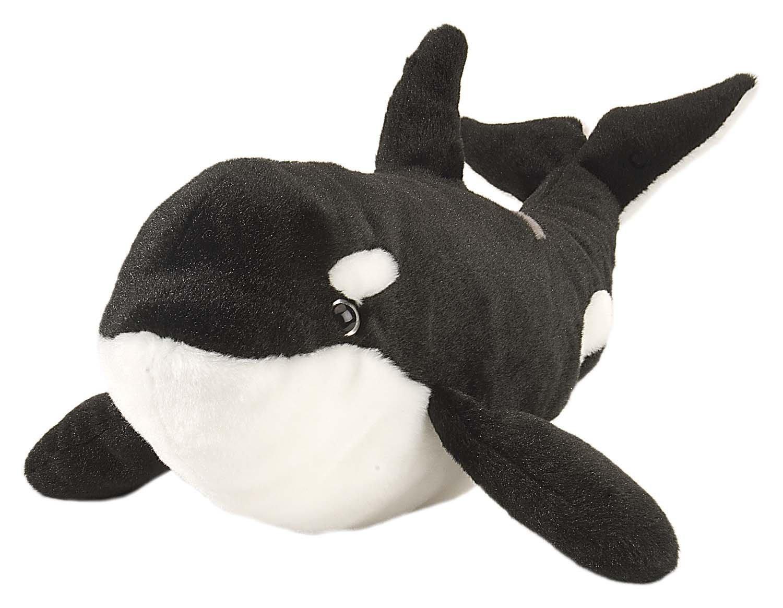 Wild Republic Cuddlekins Orca Whale Plush Toy 15