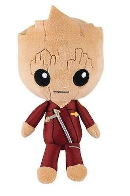 Funko Gaurdians of the Galaxy Hero Plushies- Baby Groot In Suit