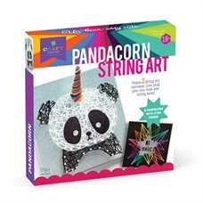Craft-tastic Pandacorn String Art