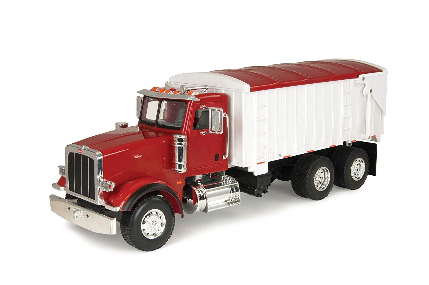 Big Farm Peterbilt Model 367 with Grain Box by Tomy