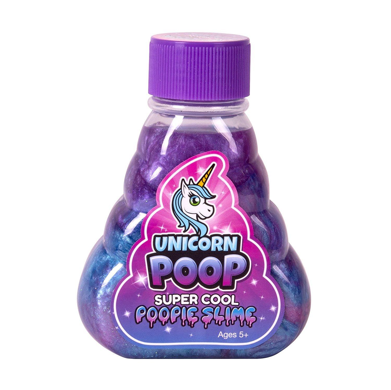 Unicorn Poop Super Cool Poopie Slime