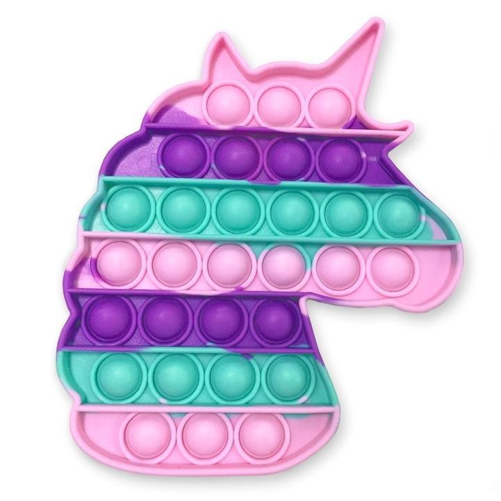Top Trendz OMG!! Pop Fidgety Rainbow Unicorn