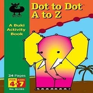 Buki Activity Book A to Z
