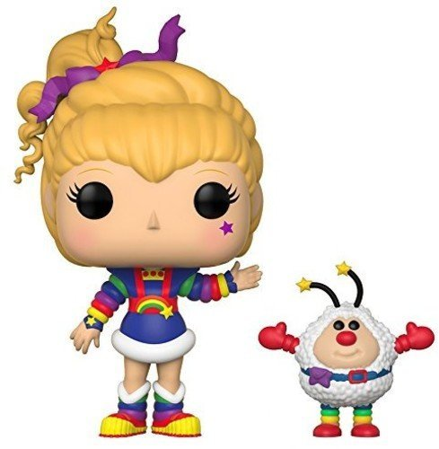 Funko Pop! Animation Rainbow Brite and Twink Collectible Figure Vinyl Figure