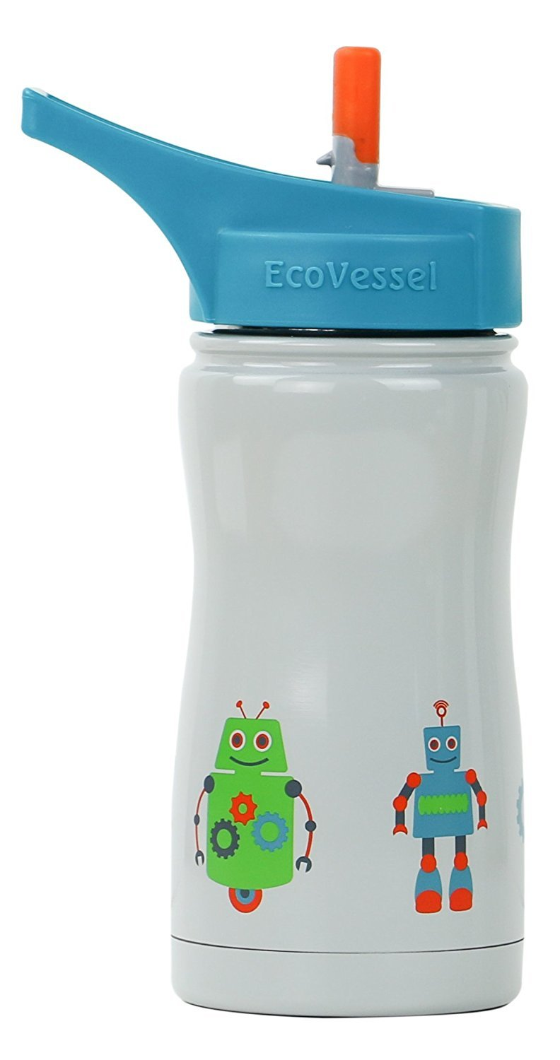 Eco Vessel Frost Kids Insulted Water Bottle