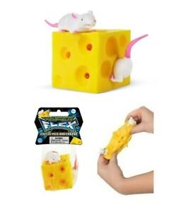 Hyper Flex Stretchy Mice and Cheese