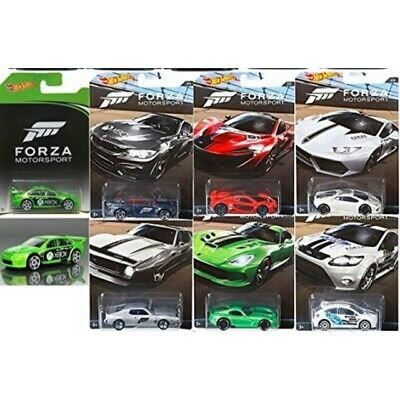 Hot Wheels Forza Cars - Assorted