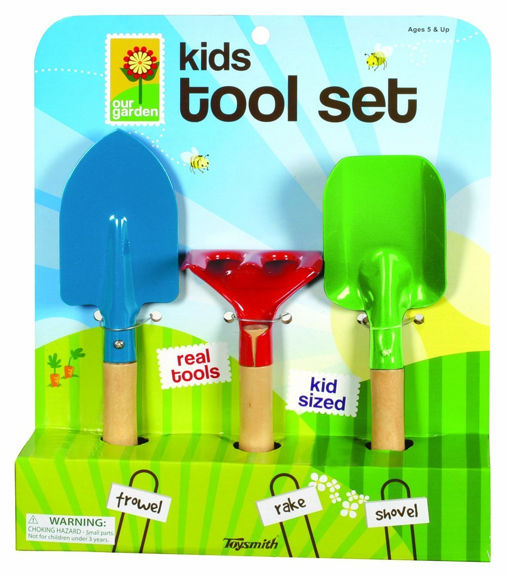 Our Garden Kids Tool Set