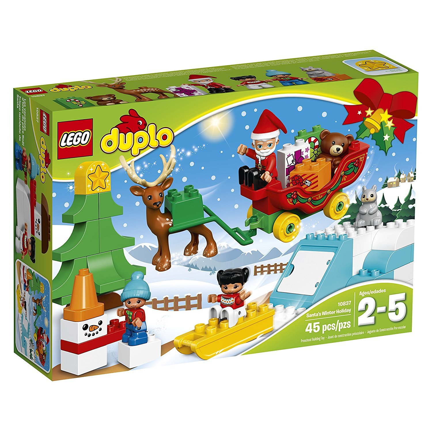 Duplo Santa's Winter Holiday