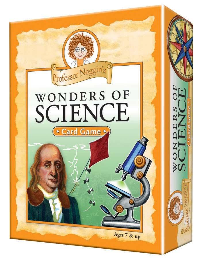 - Professor Noggin's Wonders of Science