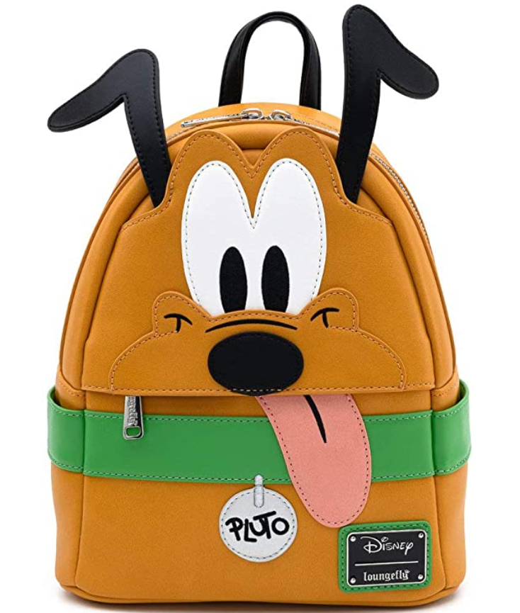 Loungefly x Disney Pluto Mini Backpack Purse