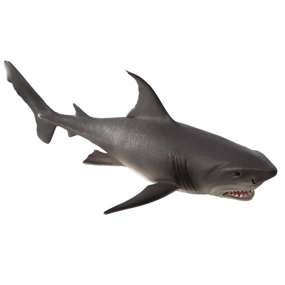 Mojo Great White Shark Toy Figurine
