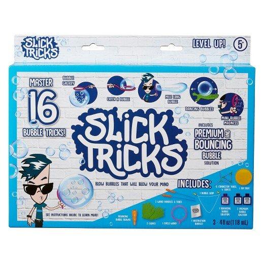 Slick Tricks 16pc Level Up! Bubble Kit