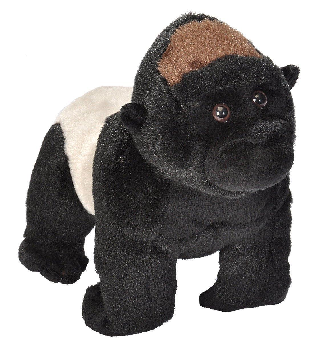 Wild Republic Cuddlekins Silverback Gorilla Small