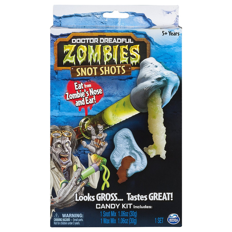Doctor Dreadful Snot Shot