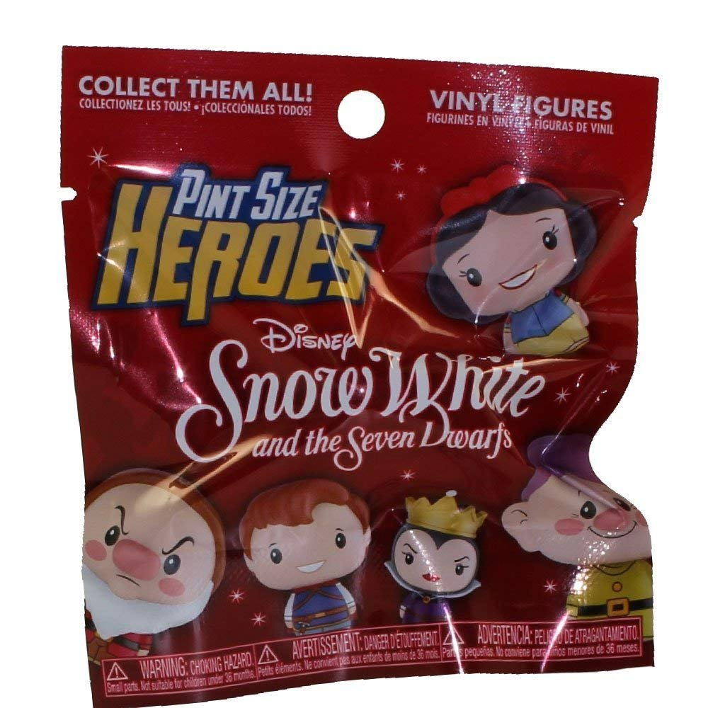 Funko PInt Size Heroes Snow White and the Seven Dwarfs Mystery Blindpack