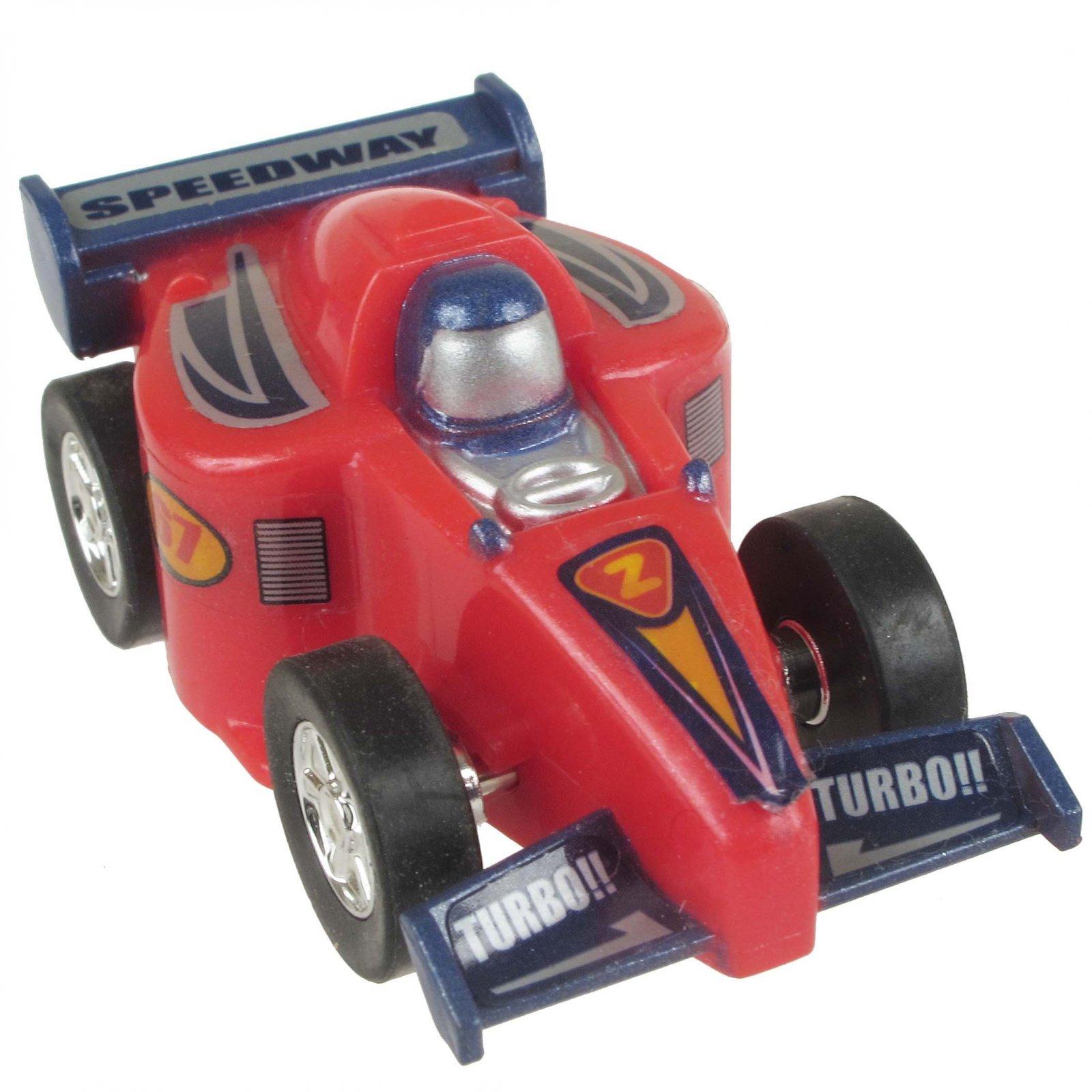 Z Car Pull Back Speedway Racer