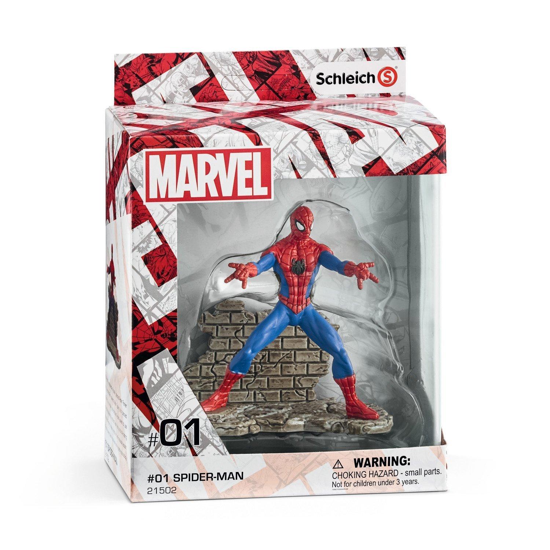 Schleich Spider-man Toy Figurine