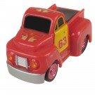Pull Back Z Car Splatter Truck