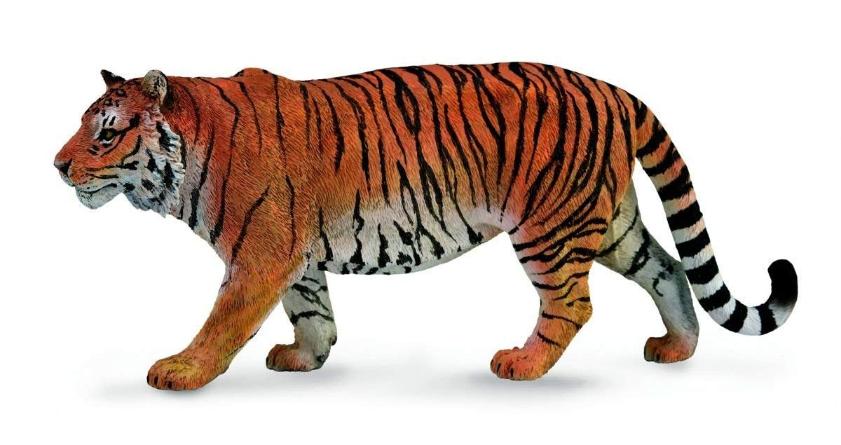 Collecta Siberian Tiger Toy Figurine