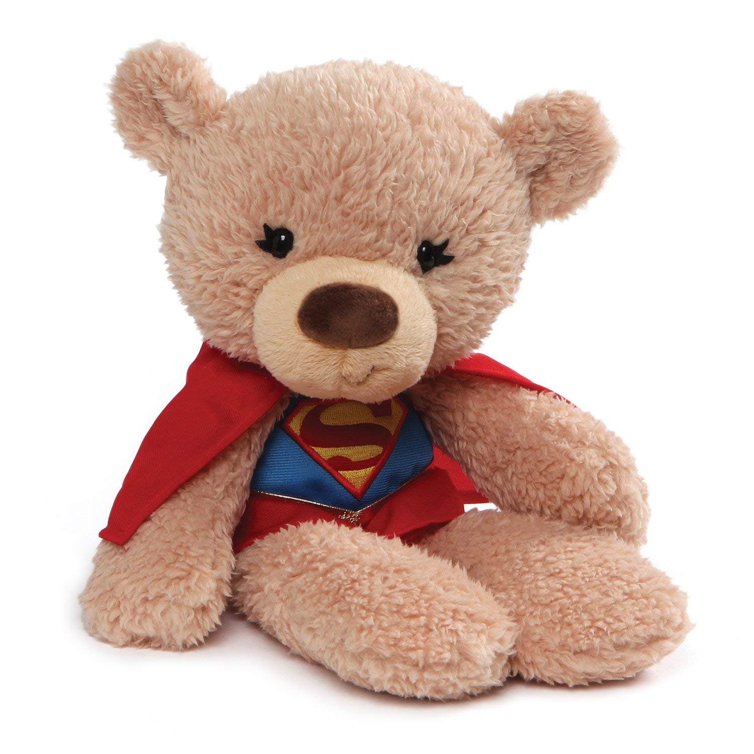 DC Comics Fuzzy 14 Super Girl Plush by Gund