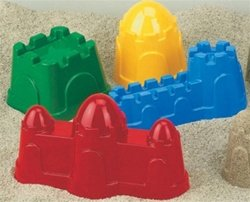 Small World Castle Molds