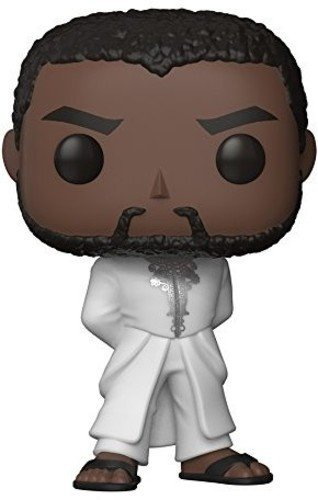 Funko Pop! 352 Black Panther T'Challa in White Robe Vinyl Bobblehead