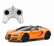 Rastar 47000 Bugatti Grand Sport Vitesse 1: 24 Radio Control Toy Car