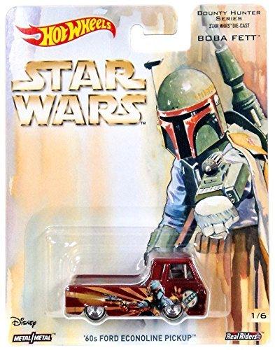 Hot Wheels Star Wars Bounty Hunter Series