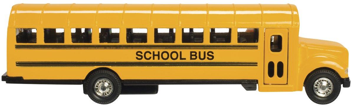 Toysmith Diecast School Bus 7
