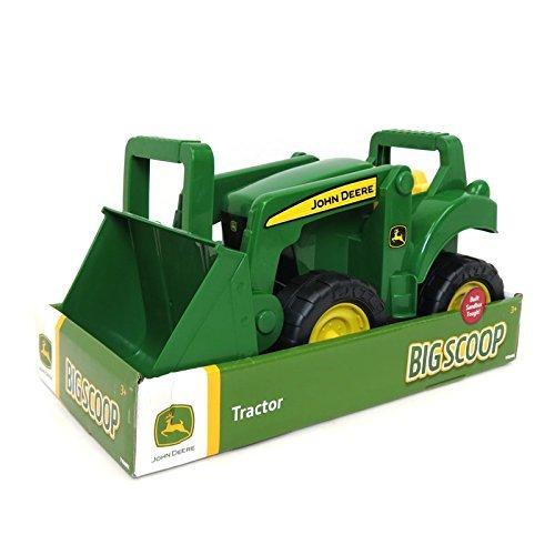John Deere Big Scoop Tractor and Loader