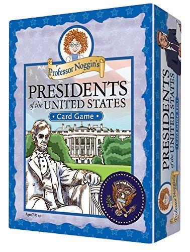 - Professor Noggin's US Presidents of US