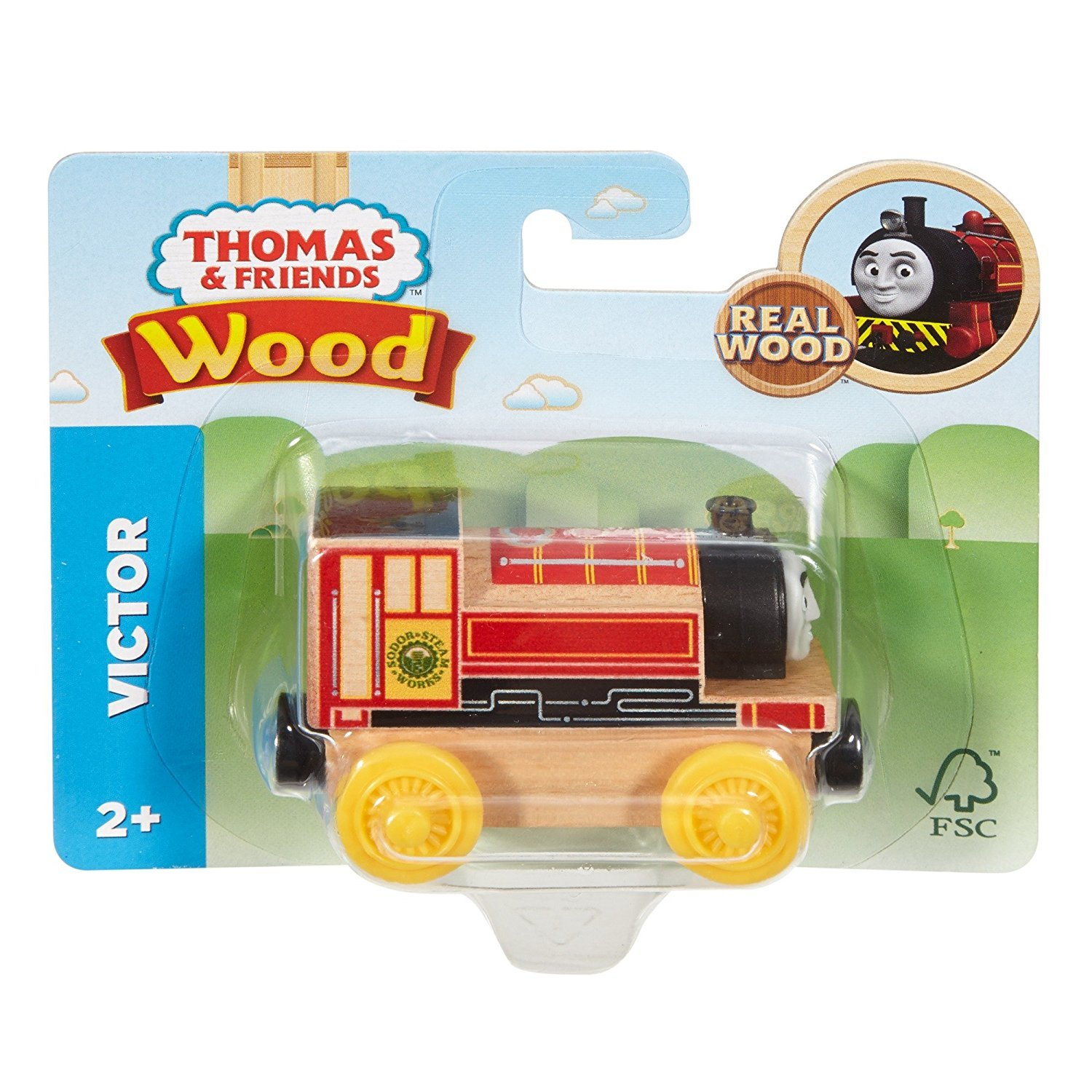 Thomas the Tank & Friends Victor Wooden Railway