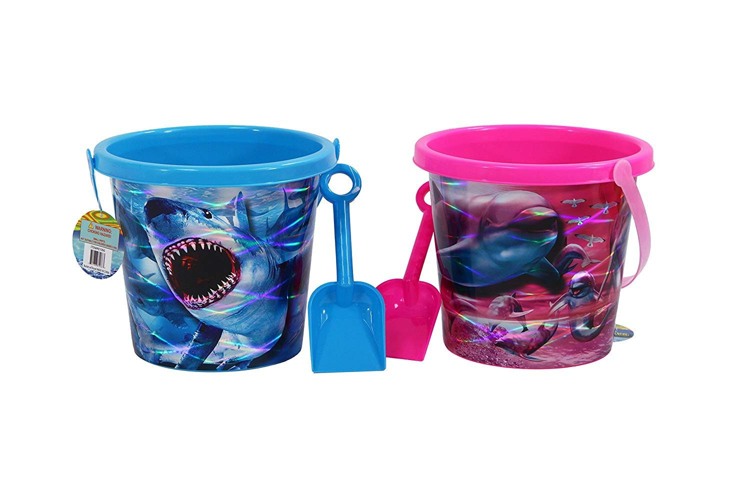 Bucket with Shovel  (1 each)