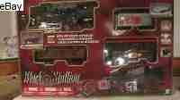 Black Stallion Infrared Train Set