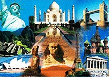 Educa 3000 pc World Collage Puzzle