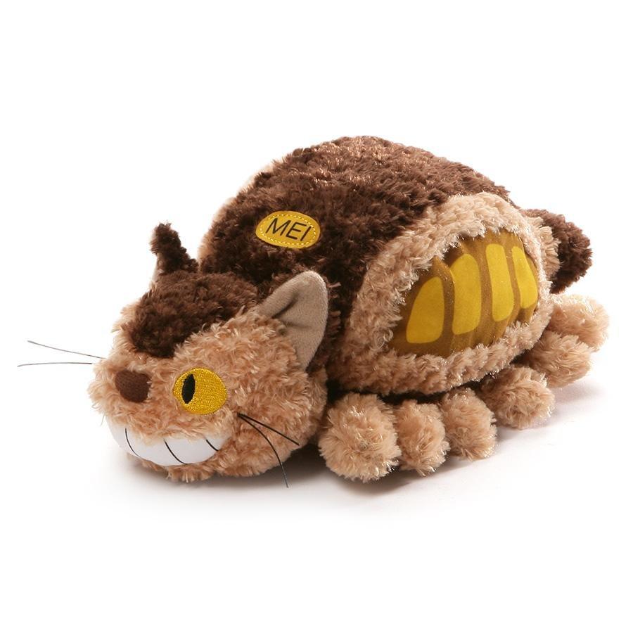 Gund Totoro Fluffy Cat Bus